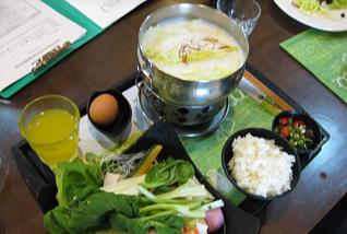 樂活鮮奶鍋