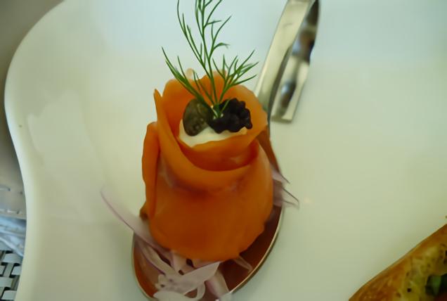 全國花園鄉村俱樂部‧古斯托西餐廳 魚料理