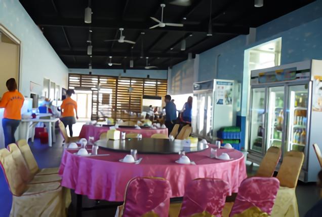 海岸線海產城-餐廳環境