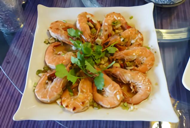 繽紛泰-蝦料理