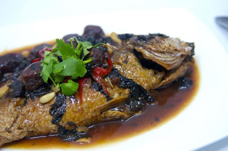 范頭家 魚料理