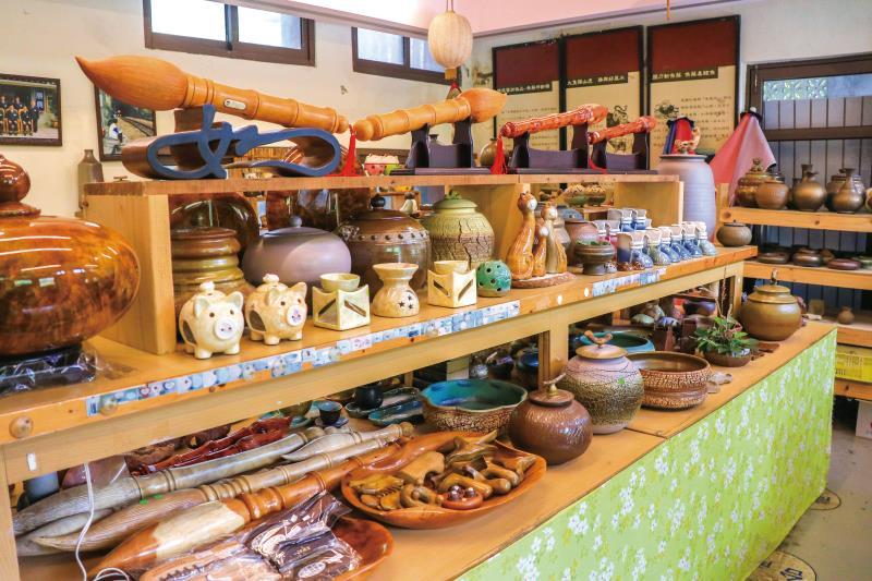 勝興陶坊-陶藝品