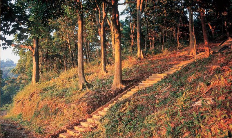 Mingfong Historic Trail