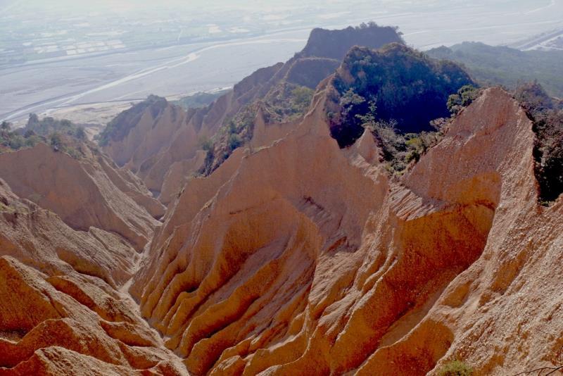 火山岩地貌