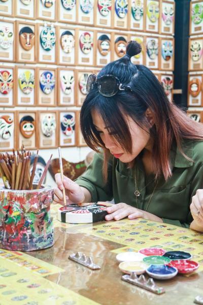 山板樵文化生活館 DIY