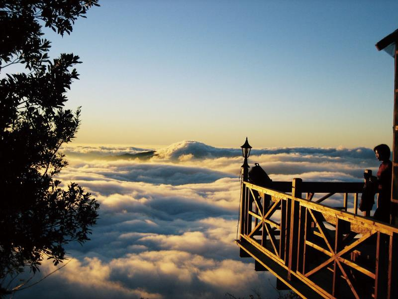 馬那邦山雲海