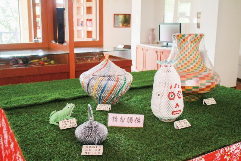 羅福星紀念館 二樓空間藝文展示