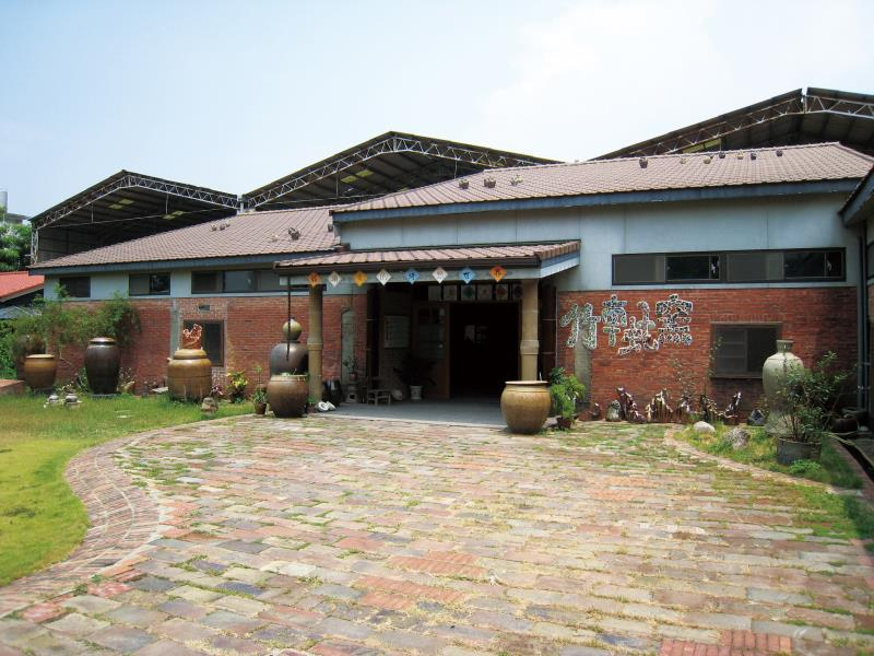 竹南蛇窯 外觀
