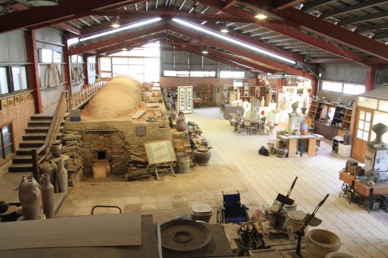 竹南蛇窯 工作室