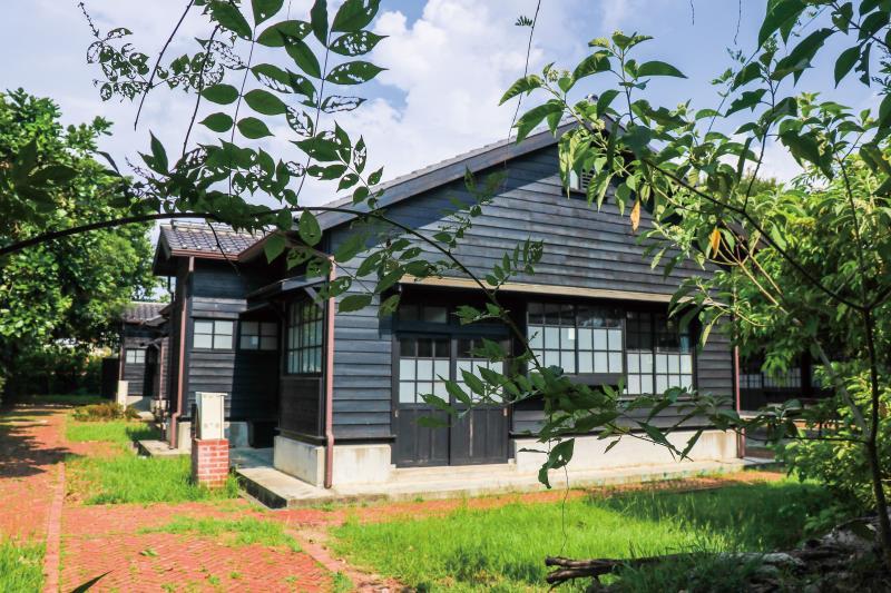 山腳國小 日式建築