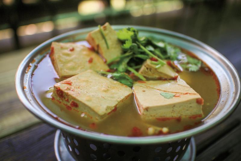 Tofu cuisine