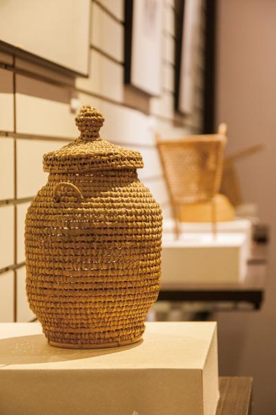 泰雅原住民文化產業區  展物