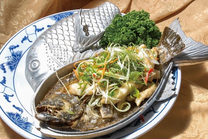 巧軒餐廳 魚料理