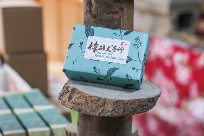 東華樟腦廠 香皂