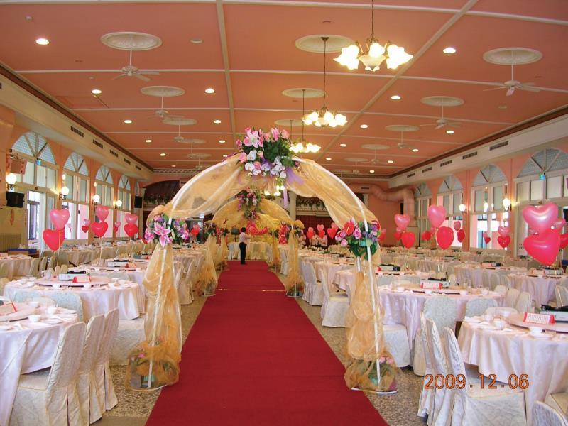 香格里拉樂園-古早味餐廳 婚宴場地