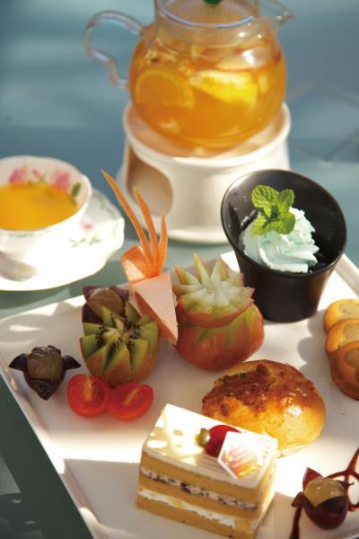 湯悅溫泉會館 下午茶