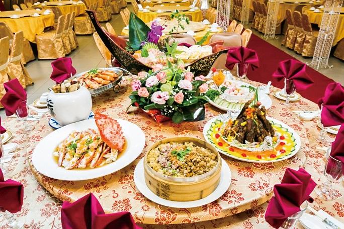 欣桂竹園生活藝術餐廳 餐點