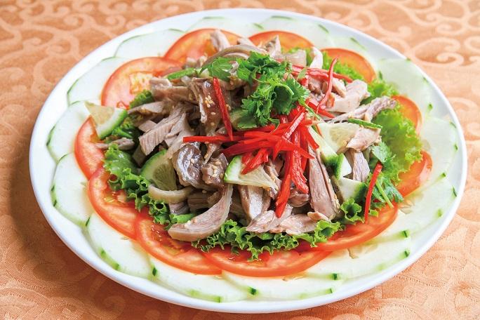 欣桂竹園生活藝術餐廳 料理