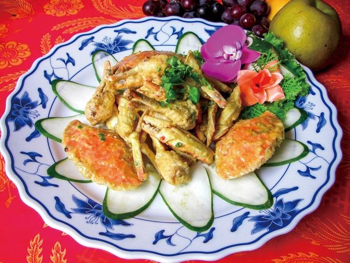 吉緣小館 螃蟹料理