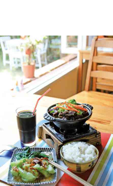 鐵道驛站 客家風味餐