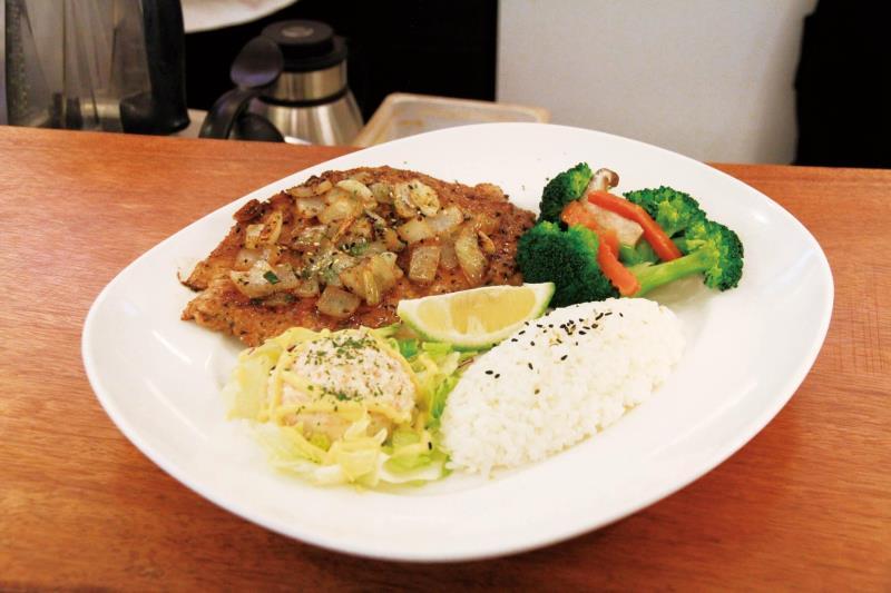 王甫尹餐廳 簡餐