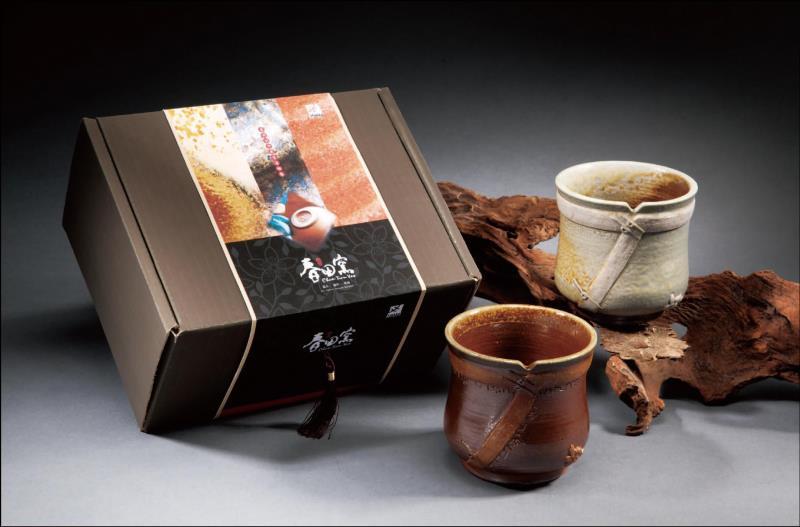 春田窯 茶杯組