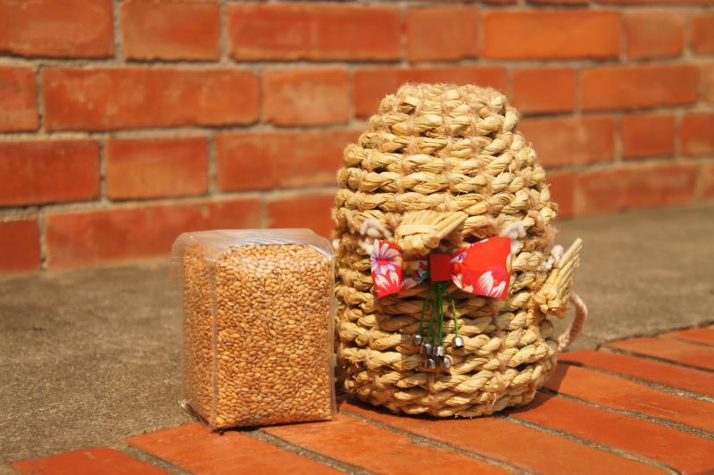 鴨耕米手作り茶
