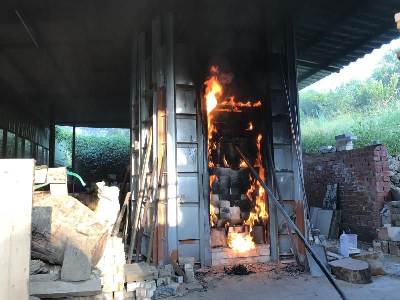 Firewood kiln