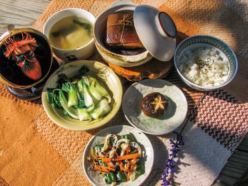 秘密花園 香茅東坡肉