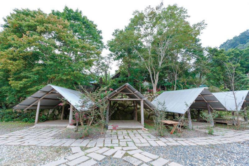 嘎嘎歐岸文化部落 具原民風情的部落建築