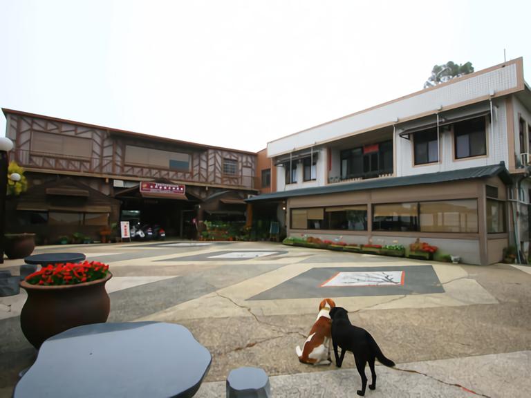 石門客棧休閒農場 餐廳外觀
