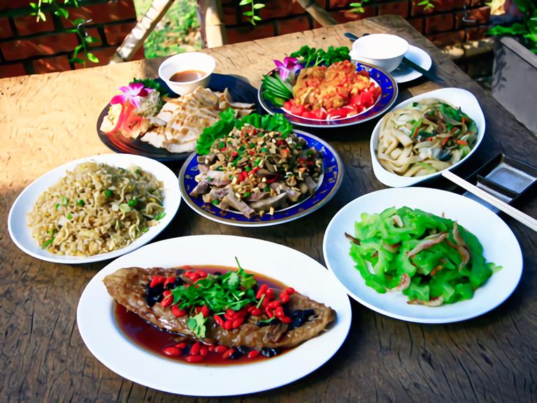 吳汭千經典生活館 合菜料理