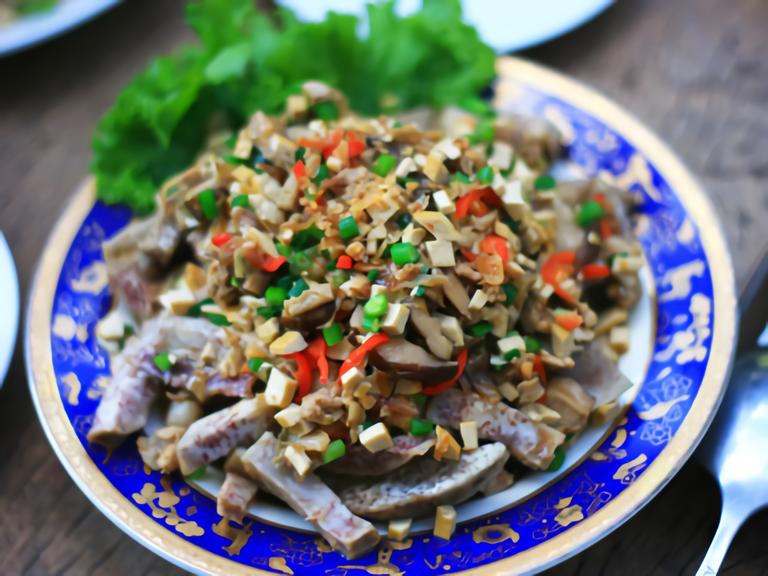 吳汭千經典生活館 芋頭料理
