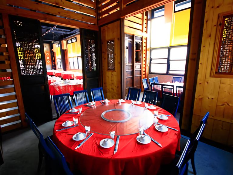 吳汭千經典生活空間 餐廳環境