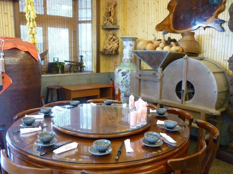 陳師傅餐館 餐廳環境