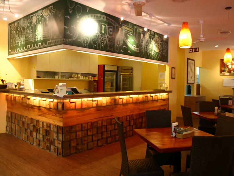 艾蜜奇義大利坊 餐廳環境