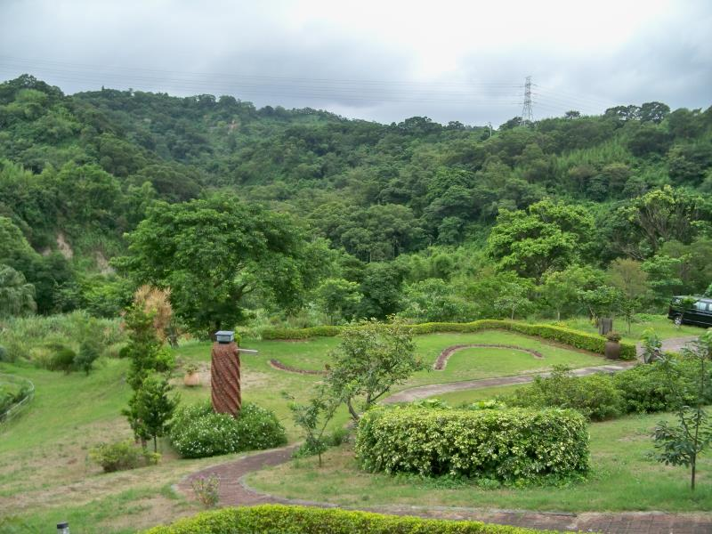 秘密花園 綠地