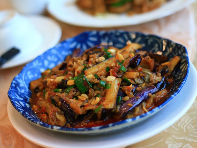 御廚川菜餐廳 茄子料理