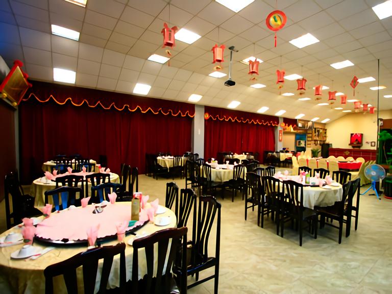 御廚川菜餐廳 餐廳環境