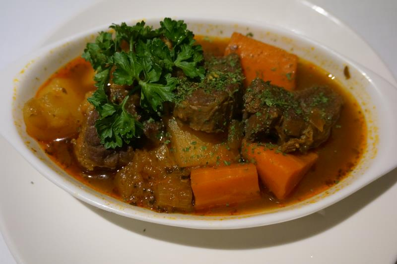 王甫尹餐廳 匈牙利牛肉燴飯