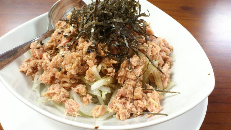 鮪魚開胃菜