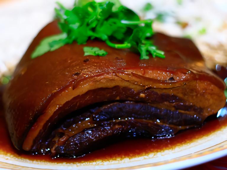 丹楓餐廳 東坡肉