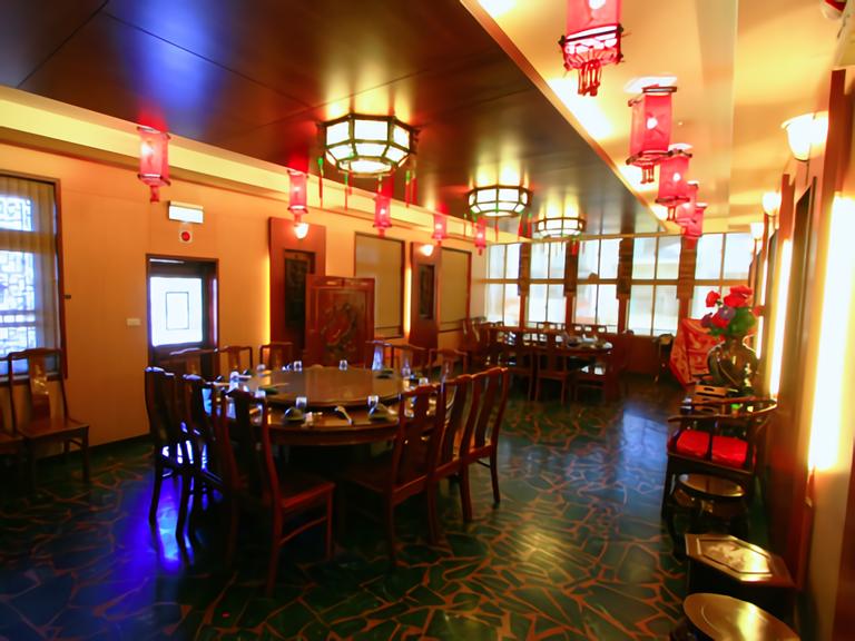 丹楓餐廳 餐廳環境