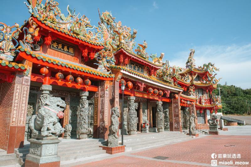 清海宮已有45年歷史