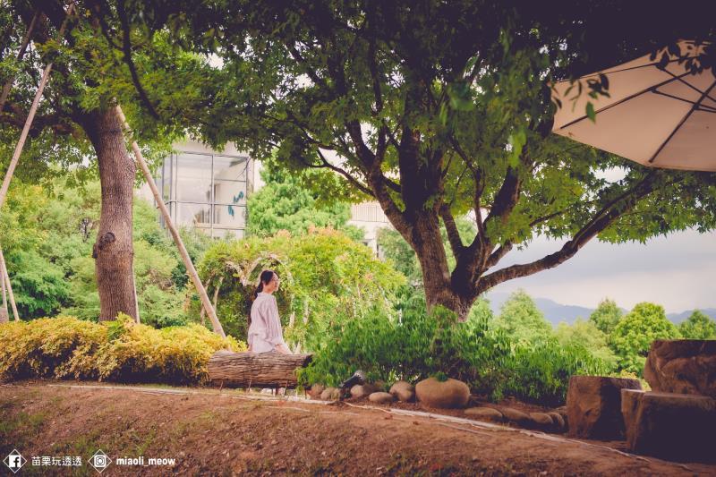 自然風情園區美景