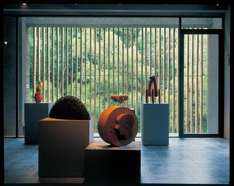 三義木雕博物館-展物